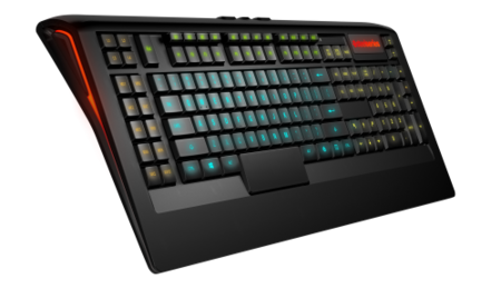 SteelSeries Apex gaming keyboard is the fastest in the world