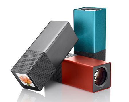 Lytro light field camera now available in the UK, £469 for 16GB model, £399 for 8GB