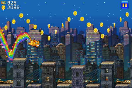 App of the day: City Cat review (iPhone) - photo 2