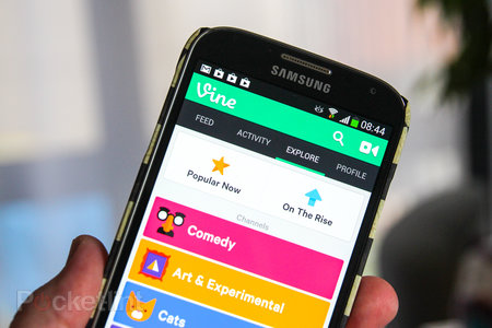 Vine for Android update brings it in line with iPhone, gets additional Capture widget for good measure