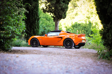 Lotus Elise S review