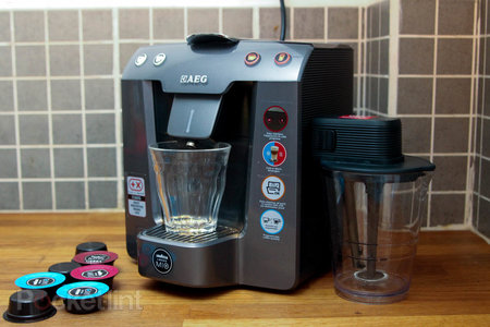 A Modo Mio Favola Cappuccino coffee machine review - photo 3