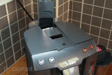 A Modo Mio Favola Cappuccino coffee machine review - photo 4
