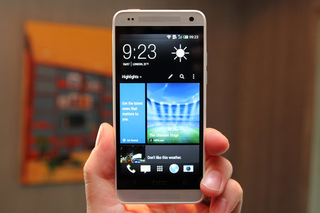HTC One Mini official: 4.3-inch 720p display tops a premium design