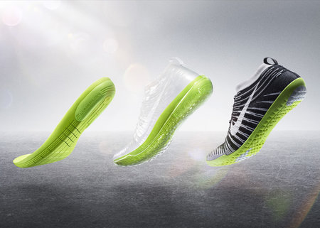 Nike Free Hyperfeel: Super-light running shoe with Lunar technology unveiled - photo 4
