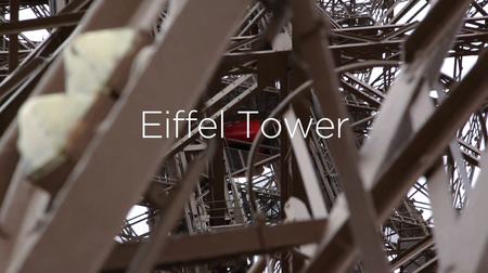 Google visits the Eiffel Tower - offers Street View imagery, exhibitions and archival material