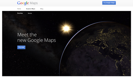 Google opens Google Maps Preview to all - no email invite required