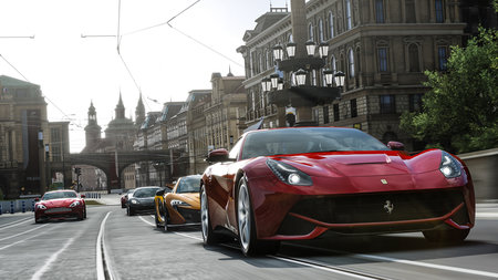 Xbox One may not need always-on internet connection but Forza Motorsport 5 will have mandatory day one download