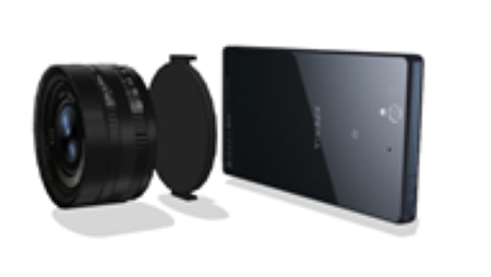 Sony working on smartphone lens that comes with own sensor, battery, NFC and Wi-Fi