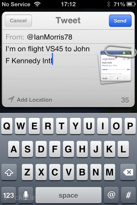 App of the day: Flight Finder review (iPhone) - photo 10