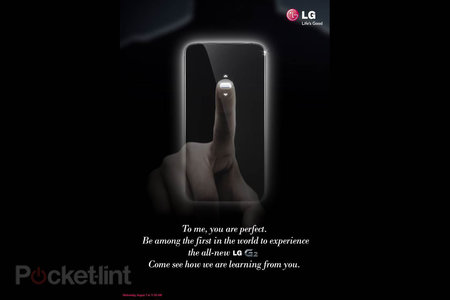 LG sends invites to LG G2 event in New York for 7 August