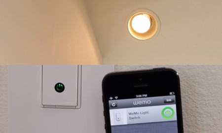 Belkin launches WeMo Light Switch alongside WeMo for Android app