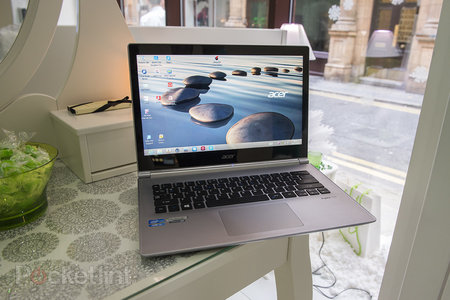 Acer Aspire S3 (2013) pictures and hands-on