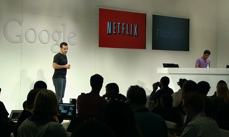 Google says Netflix app will play 1080p video on Android 4.3 devices