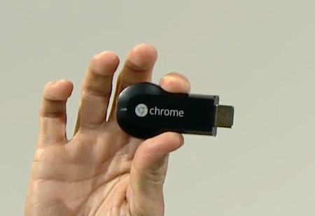 Google Chromecast brings online entertainment to your dumb television