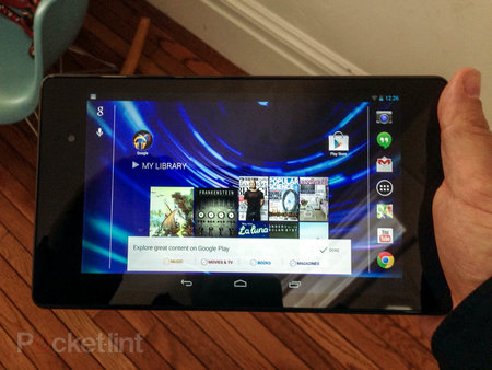 Nexus 7 (2013) pictures and hands-on: Yes, the screen really is that good - photo 1