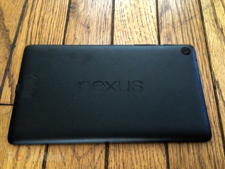 Nexus 7 (2013) pictures and hands-on: Yes, the screen really is that good - photo 4