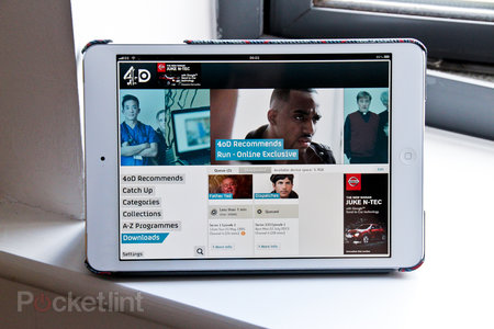 4oD for iPad, iPhone and Android adds offline viewing