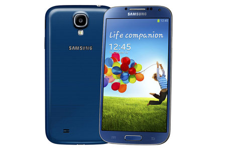 Phones 4u nabs Samsung Galaxy S4 Arctic Blue UK exclusive, available now