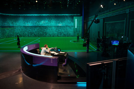 BT Sport challenges Sky Sports' dominance with huge studio, ground-breaking tech and social media integration