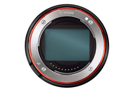 Sony tipped for NEX-FF full-frame CSC announcement in September