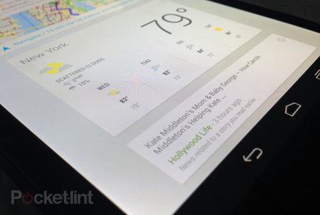 "Google internally tests ""hyper-local"" Google Now news card"