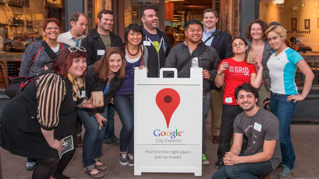 Google's new City Experts program doles out free swag in exchange for reviews