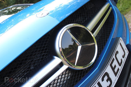 Mercedes-Benz A45 AMG pictures and hands-on - photo 3