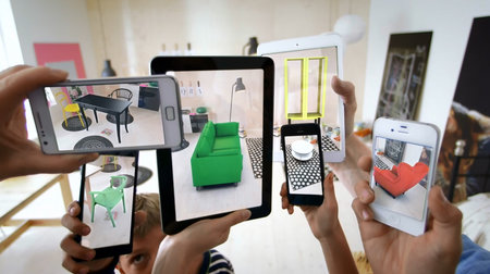 Ikea will use AR within its app to help customers find the perfect furniture fit