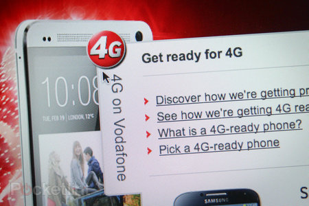 Vodafone Red 4G dated, priced and packed with extras