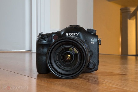 Sony Alpha A99 review - photo 1