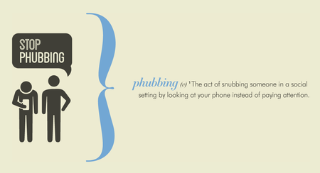 Website of the day: Stop Phubbing