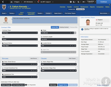 Football Manager 2014 announced, improved 3D match engine one of over 1,000 changes - photo 5