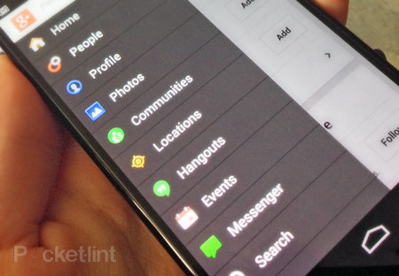 Google+ for Android updated: Say goodbye to Messenger, hello to Hangouts