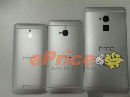 HTC One Max to feature fingerprint reader?