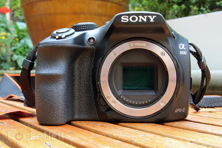 Sony A3000 hands-on: Cheap body, NEX lenses - photo 7