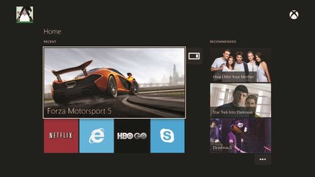 Xbox One UI eyes-on: First look at the new console's user experience - photo 1