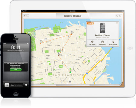 Find My iPhone update goes awry, users unable to log in