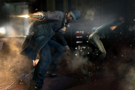 Watch Dogs gameplay preview: We go hands-on with stealth, driving, multiplayer and the companion app