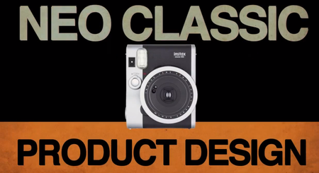Fujifilm intros Instax Mini 90 Neoclassic, merging retro design with instant film - photo 1