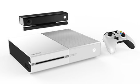 Exclusive white Xbox One heading to Microsoft employees for free