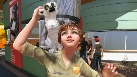 Zoo Tycoon Xbox One preview: If we could talk with the animals - photo 1
