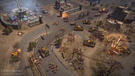 Command & Conquer preview: We go hands-on with the free-to-play reboot - photo 10