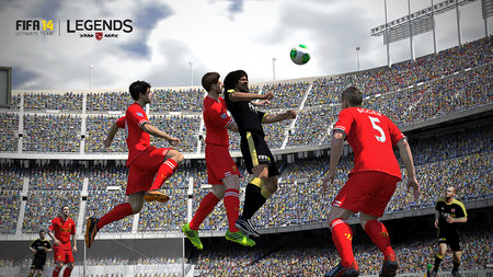 FIFA 14 Ultimate Team Legends: EA's Matt Bilbey explains why some players have been chosen over others - photo 1
