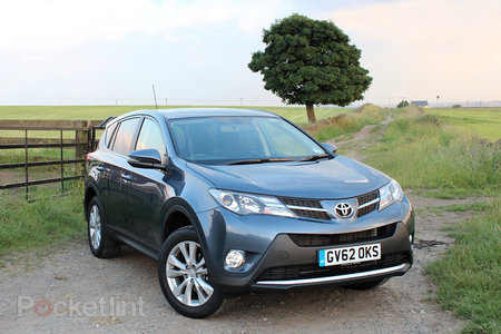 Toyota Rav4 Icon 2.2 Diesel 4x4 review - photo 1