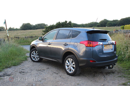 Toyota Rav4 Icon 2.2 Diesel 4x4 review - photo 3