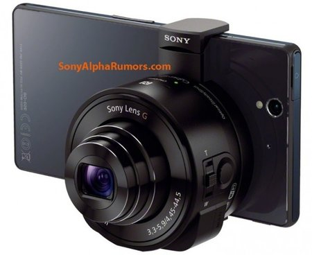 Sony interchangable lens for smartphones to be called EspressOn?