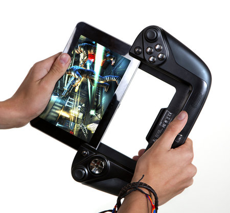Wikipad gaming tablet to officially arrive in the UK on 27 September for £250
