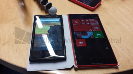First alleged photo of Nokia's Lumia 1520 phablet leaks - it's huge