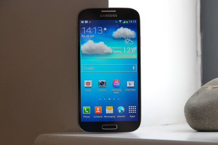 Samsung Galaxy S4 review - photo 11